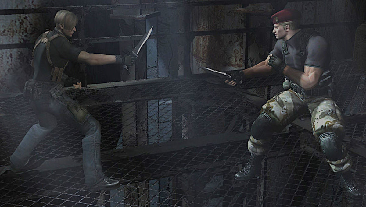 Resident Evil 4 via capcom website 2019