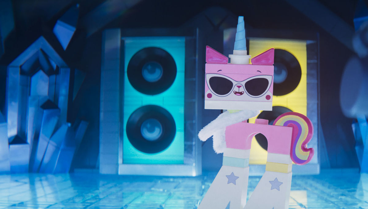 Everything isn't awesome in so-so sequel to 'Lego Movie'