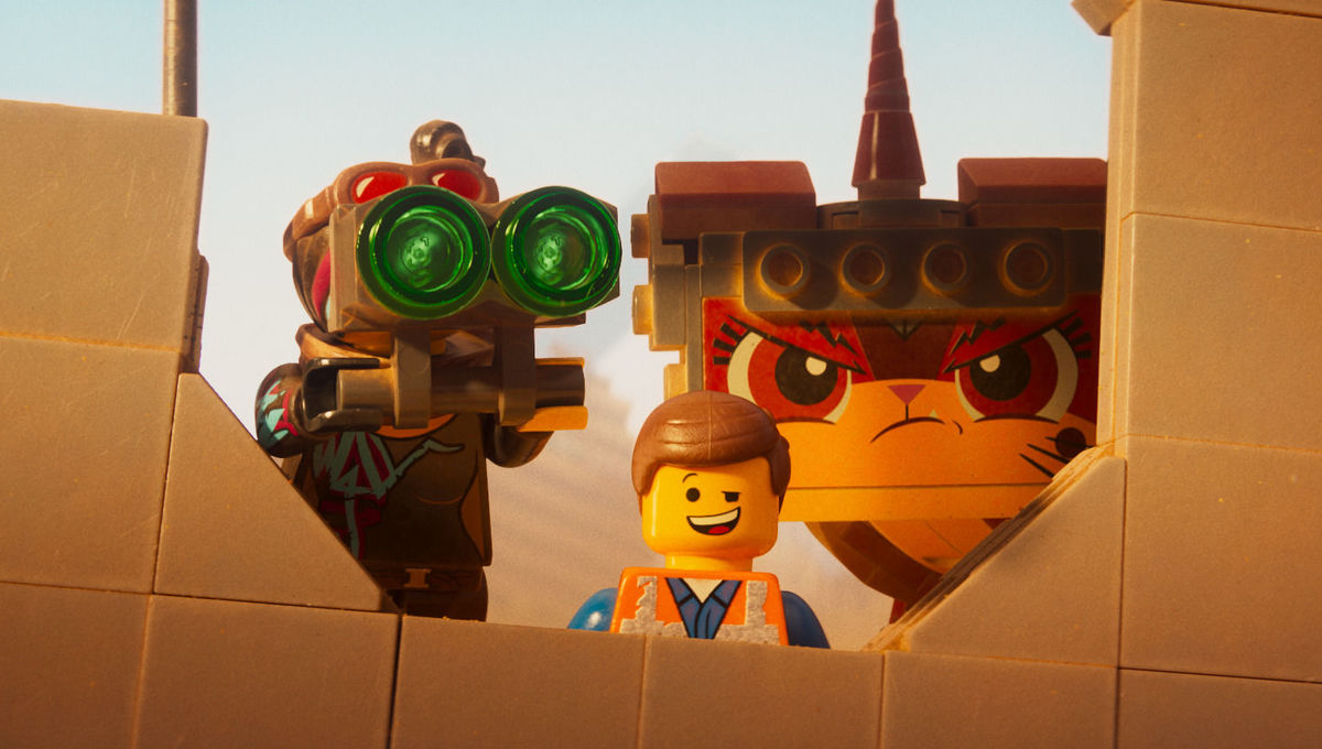'The Lego Movie 2' opens No.1 but everything is not awesome