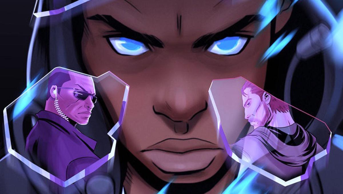 Indie Comics Spotlight: Robert Jeffrey II is creating the characters he never saw growing up