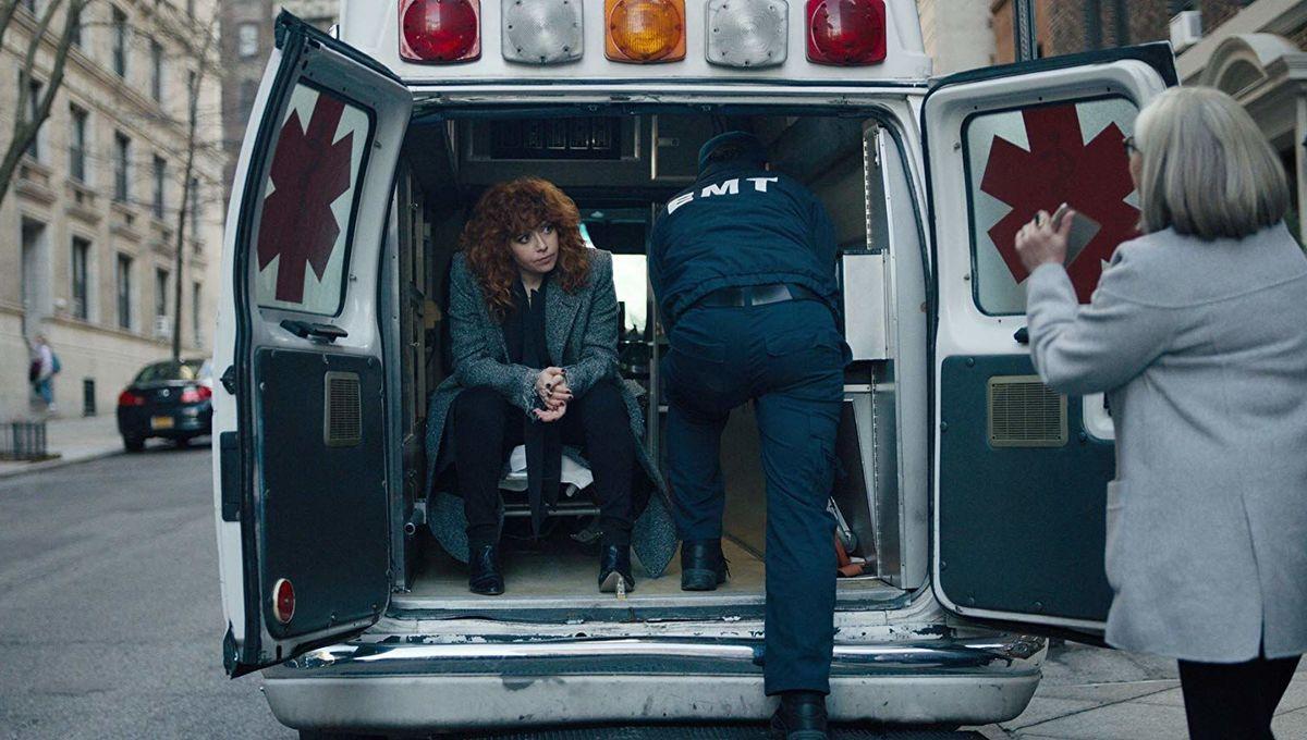 Russian Doll ambulance