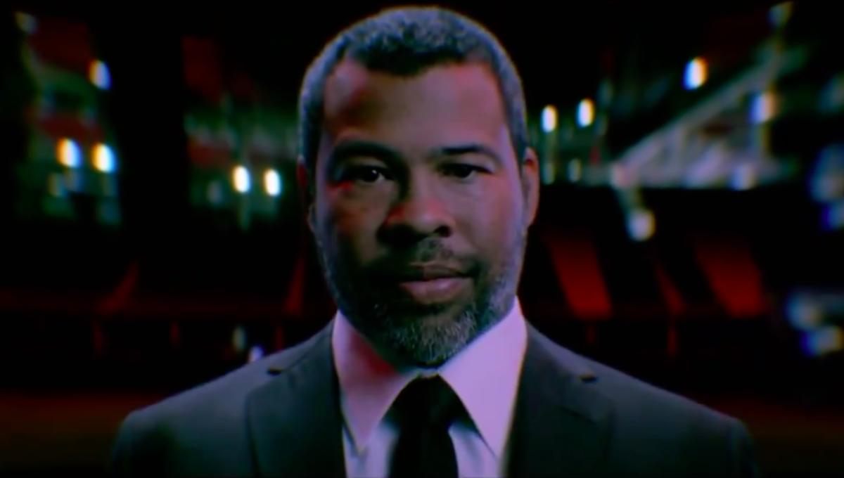 Jordan Peele Twilight Zone