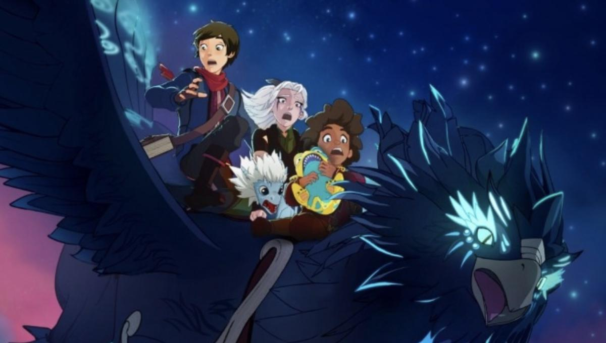 Dragon Prince season 2