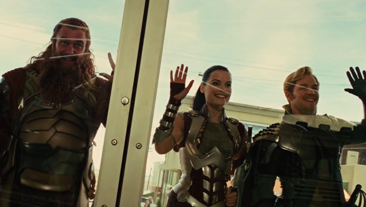 WIRE Buzz: Jaimie Alexander thunders for Thor 4, Star Trek gets