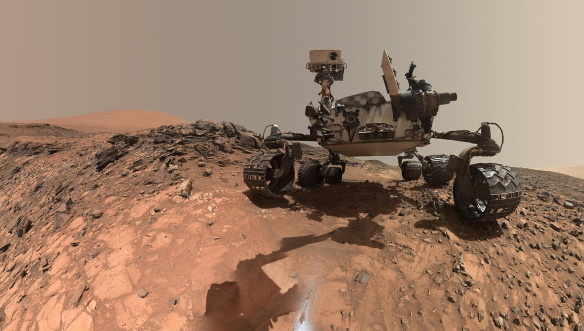 How are we going to land on Mars without crashing and burning?