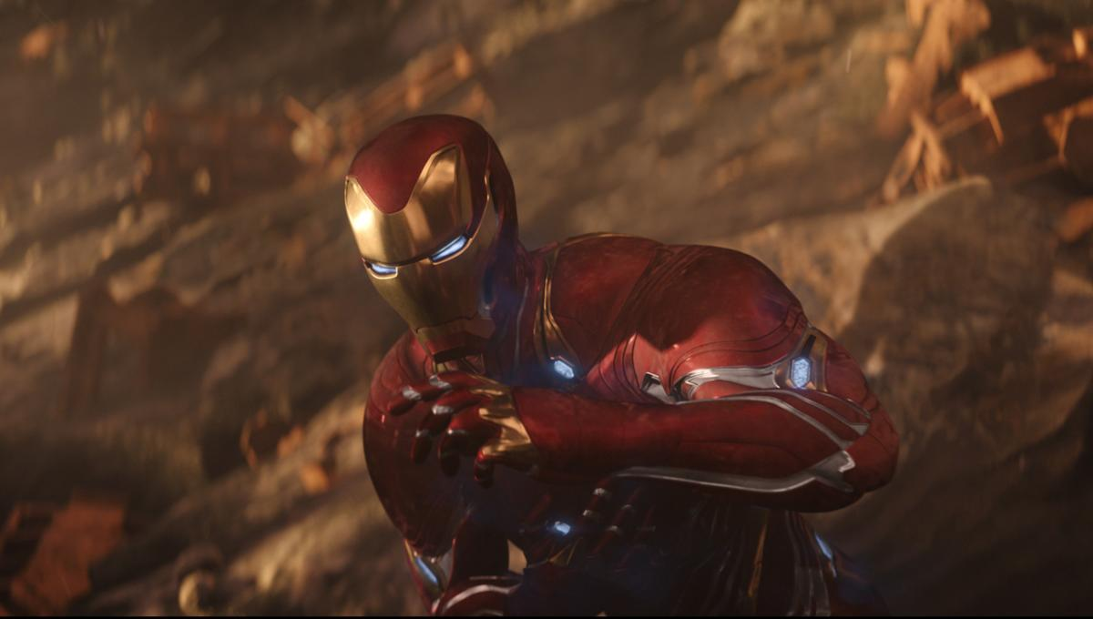 Avengers: Infinity War Official Iron Man