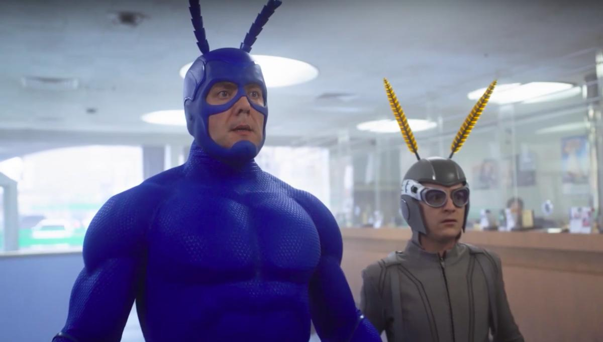 The Tick Season 2 Trailer Follows the Hero's Way