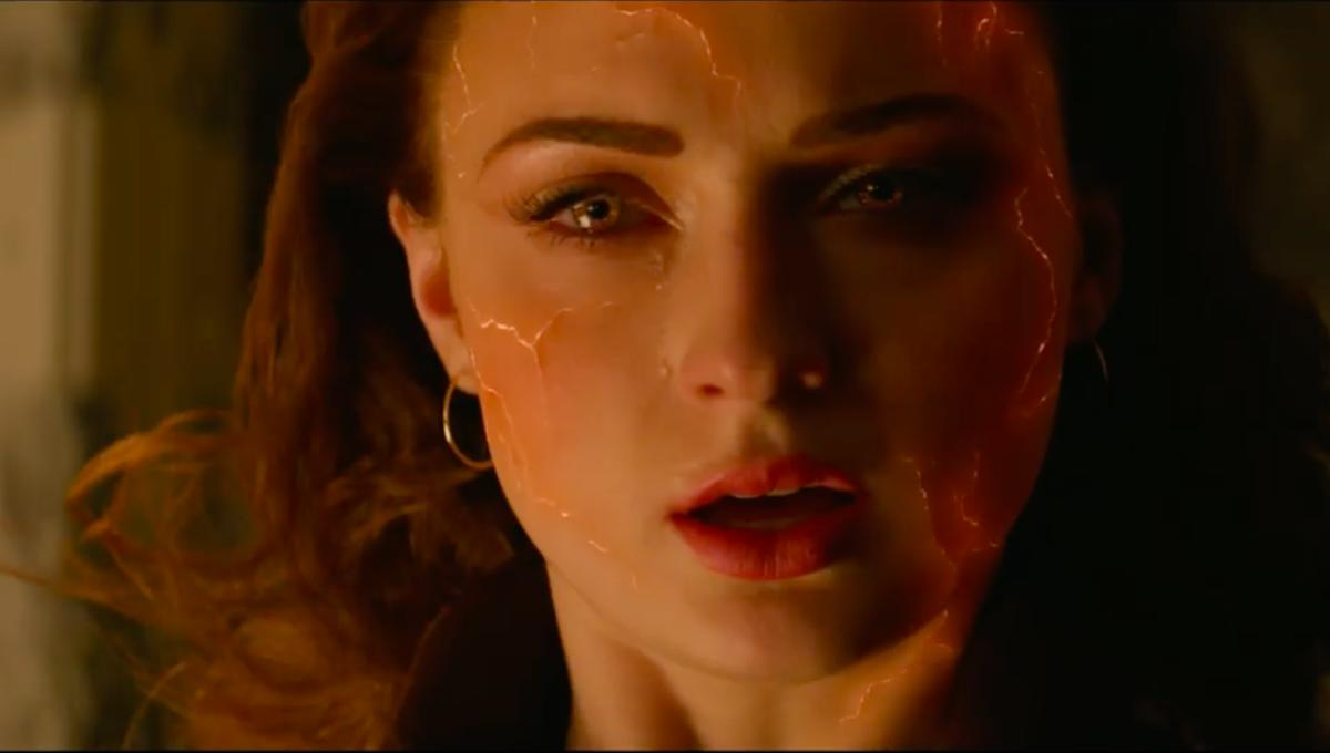 New Dark Phoenix trailer: Jean Grey unleashes her destructive side