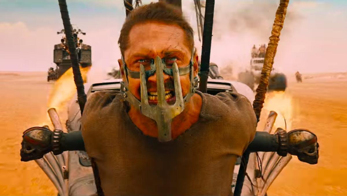 Mad Max: Fury Road Tom Hardy