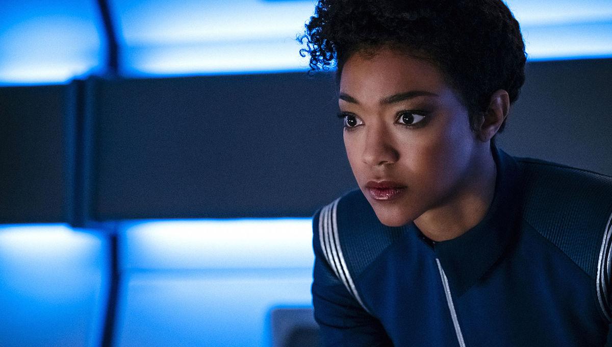Sonequa Martin Green on Star Trek: Discovery