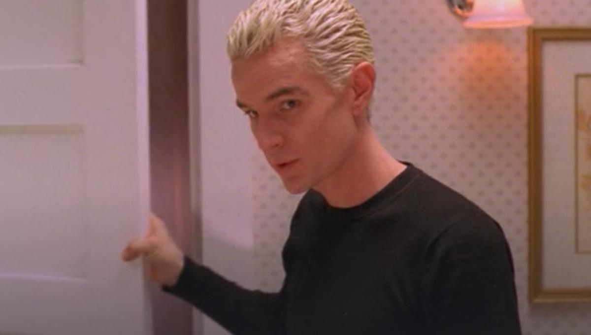 Alright, let's talk about Spike, Buffy and that scene