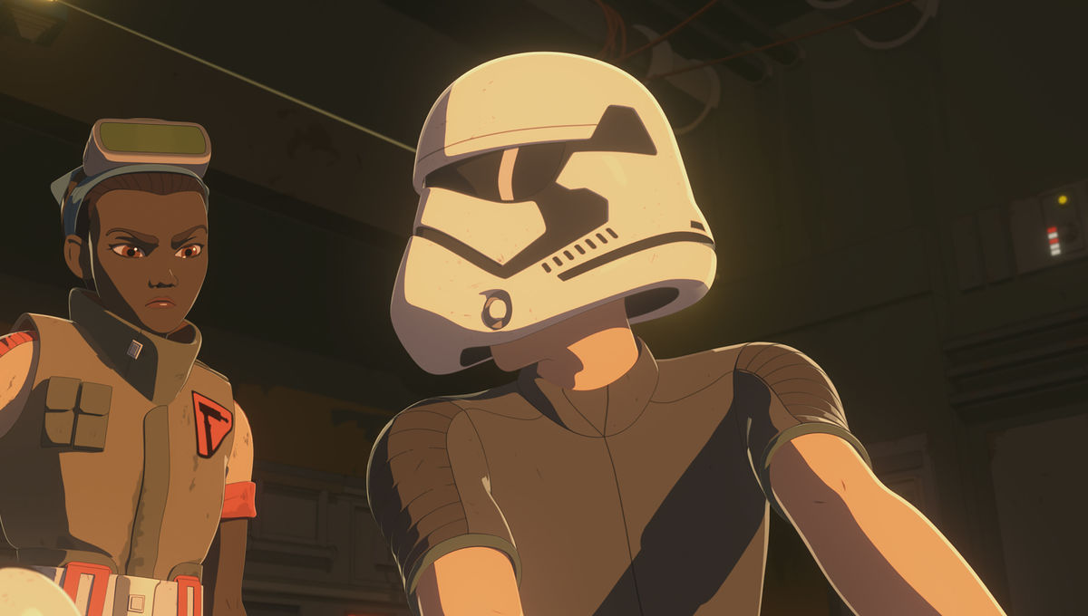 Star Wars Resistance The New Trooper 5
