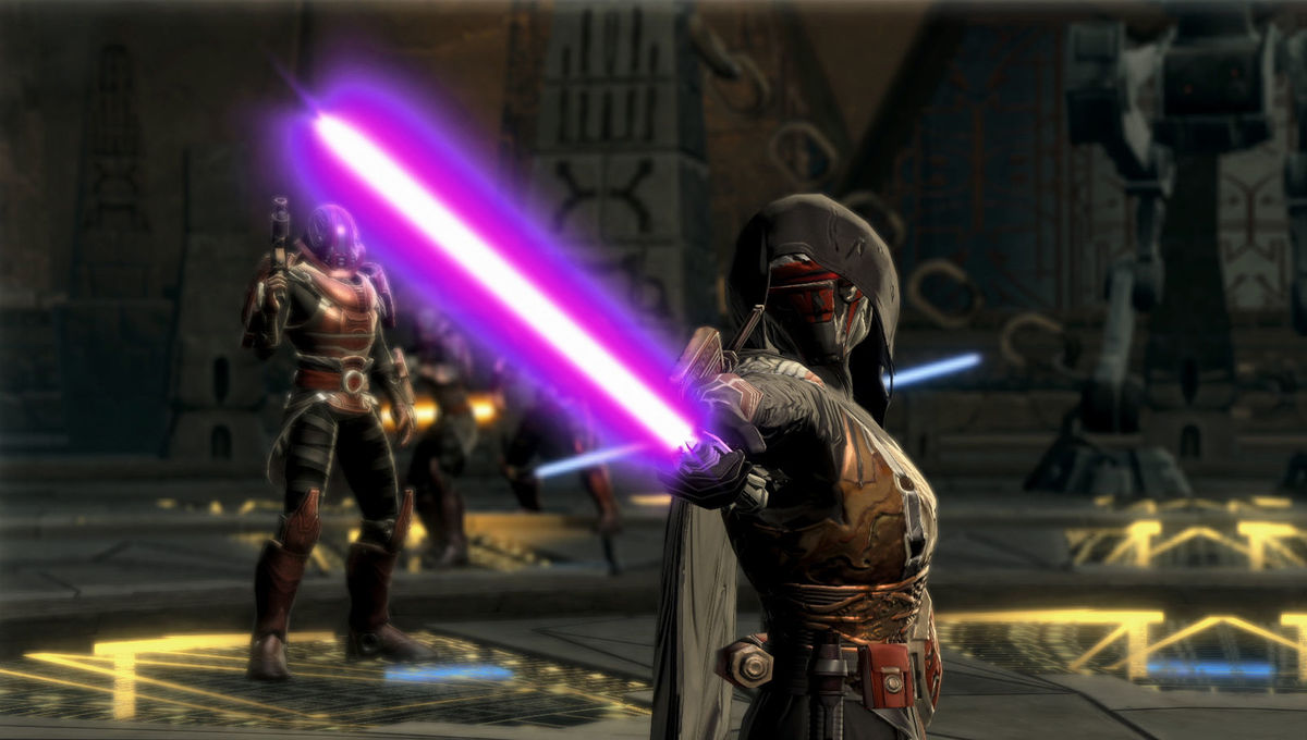 Director: Canceled Star Wars game 'Ragtag' would have been hyper realistic