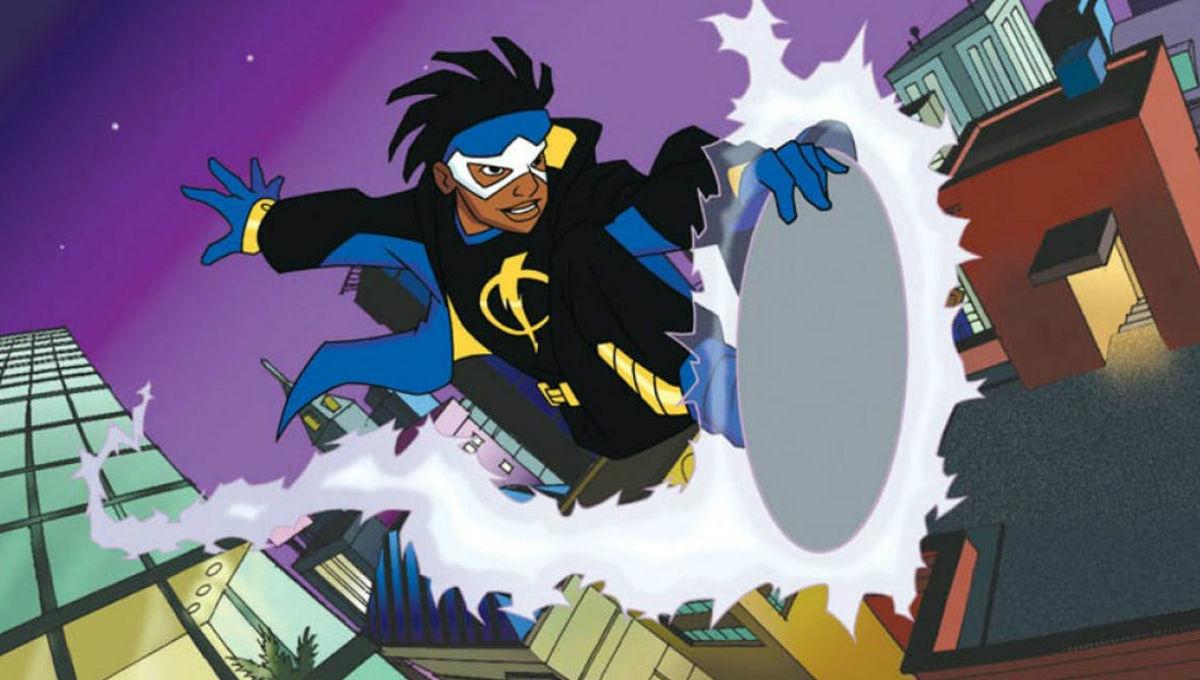 Static Shock Hero Image