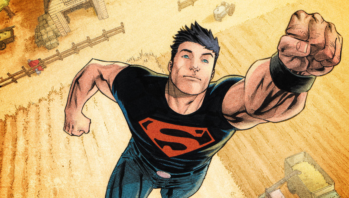 DC Universe's Titans casts its Superboy for Season 2