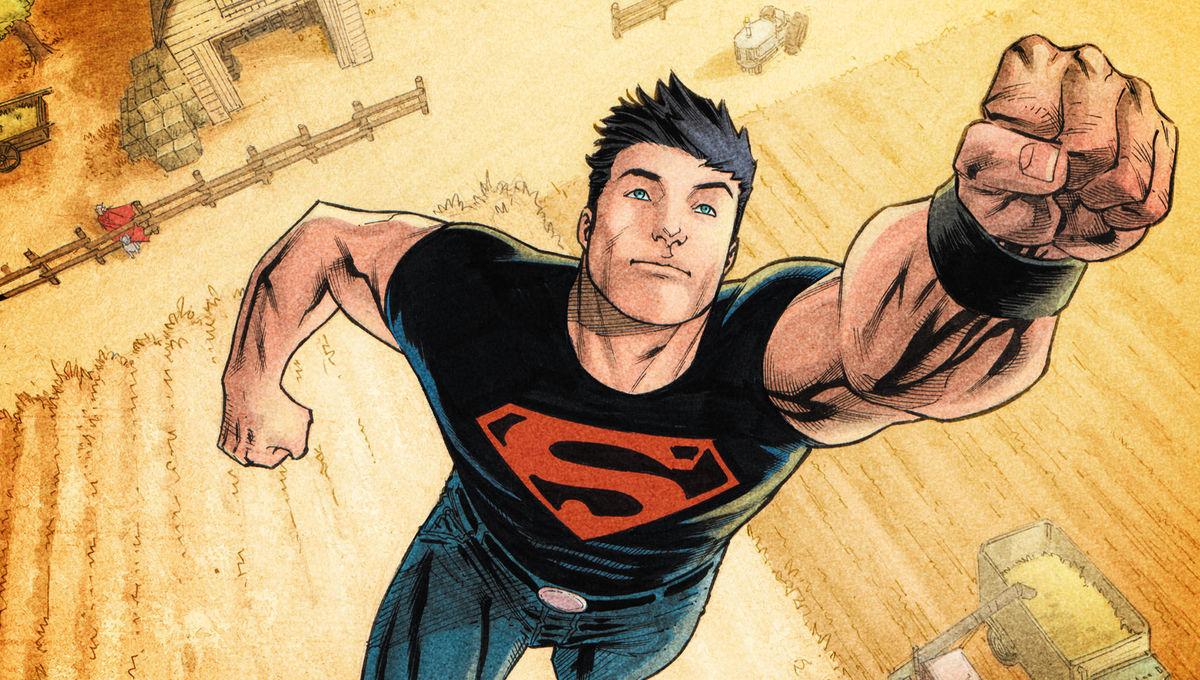 Superboy DC Comics