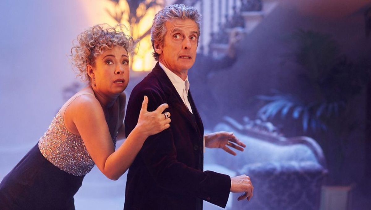 Why the Doctor and River remain one of our favorite genre romances