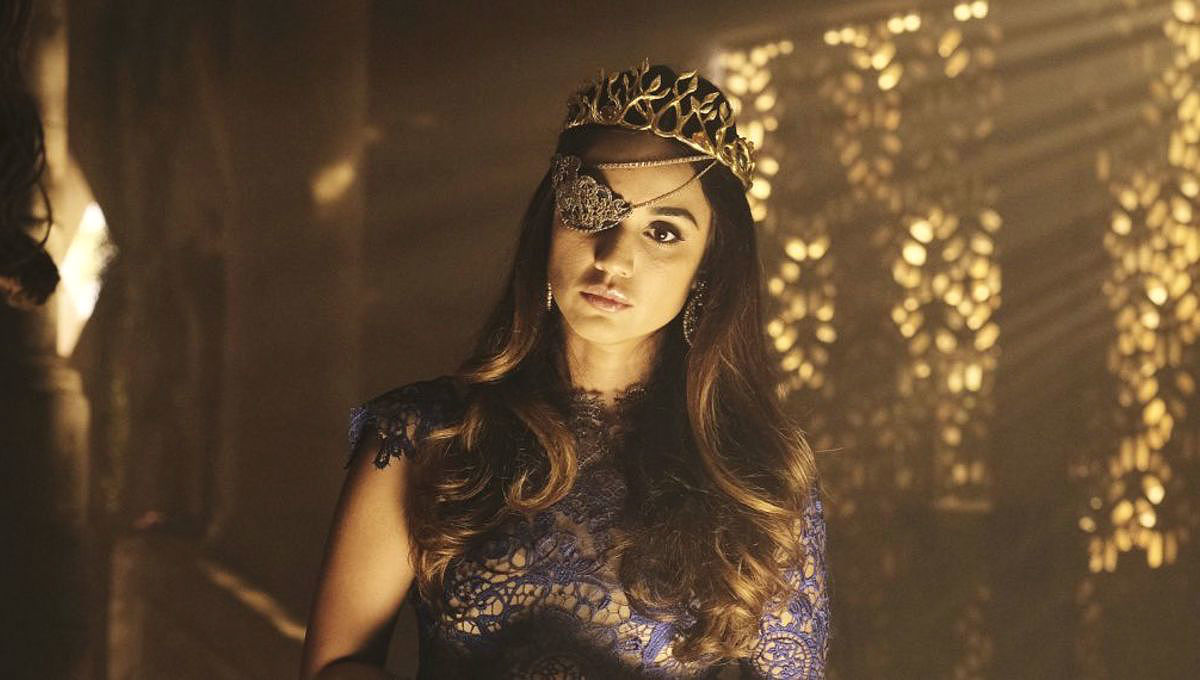 Chosen One Of The Day: Margo's blinged-out eye patch on The Magicians