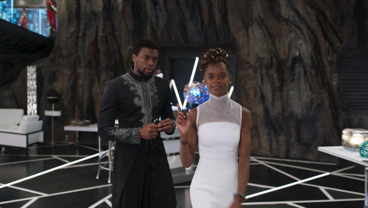 Black Panther Wins Marvel Studios' First Oscars Ever
