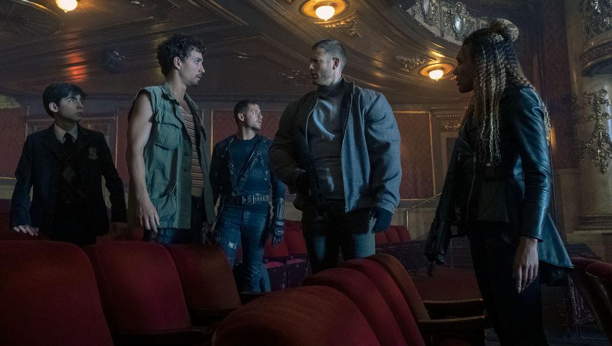 Netflix's The Umbrella Academy Season 2 would work — but it isn't necessary