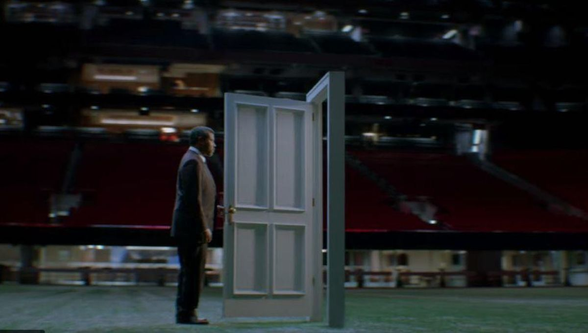 Twilight Zone Super Bowl teaser