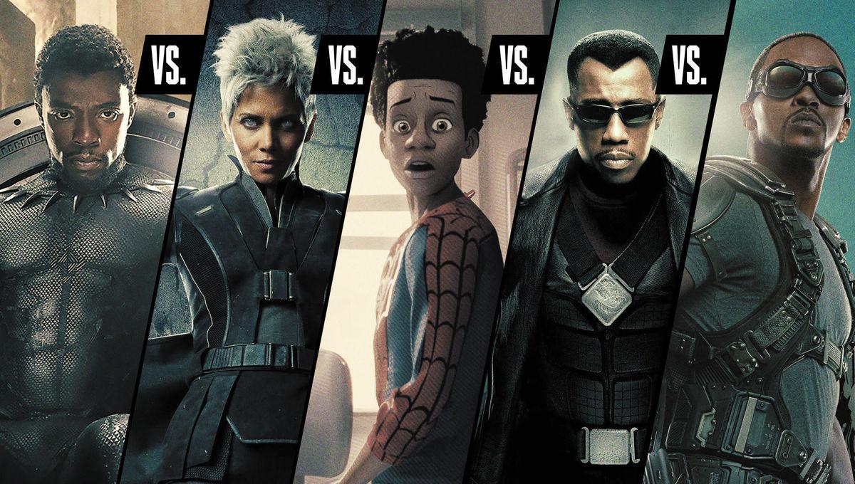 Debate Club: Iconic black superheroes
