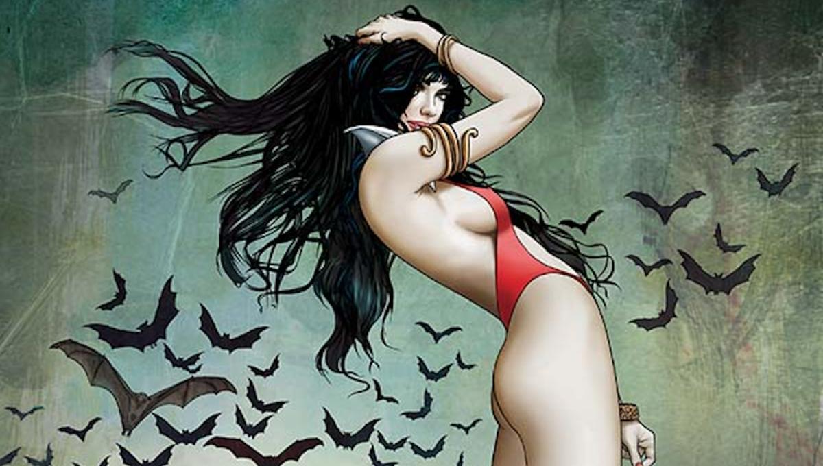 Vampirella Hero