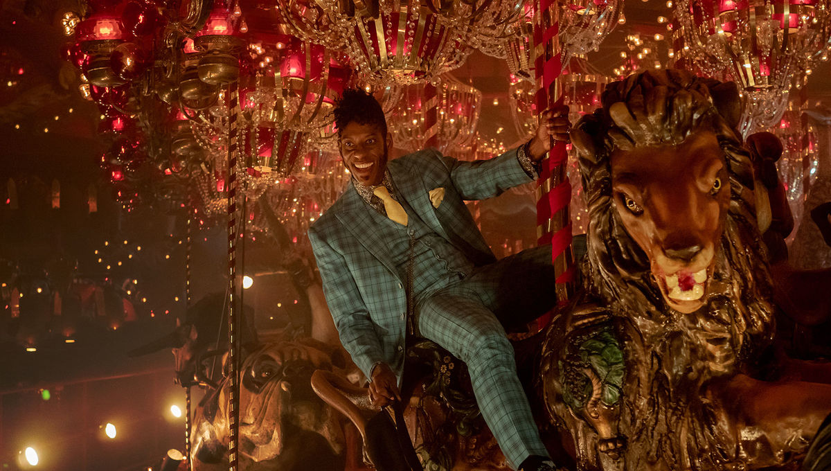 """Orlando Jones says he was fired from American Gods because his character """"sent wrong message"""""""