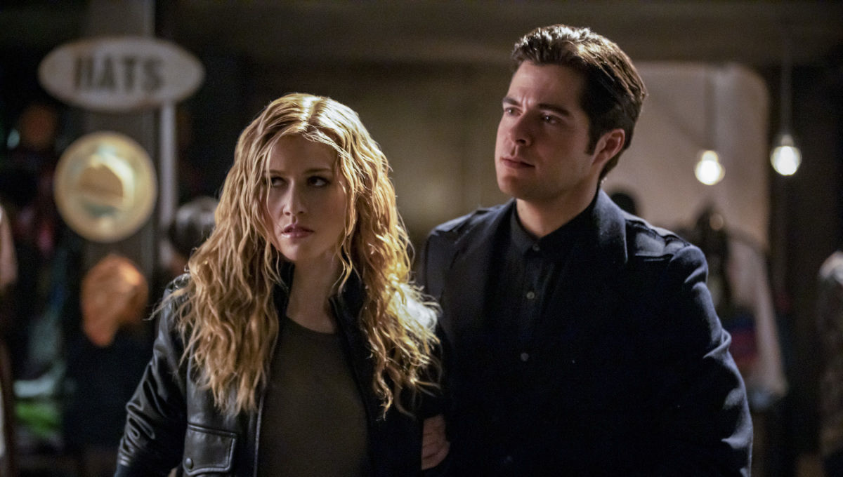 Arrow William and Mia