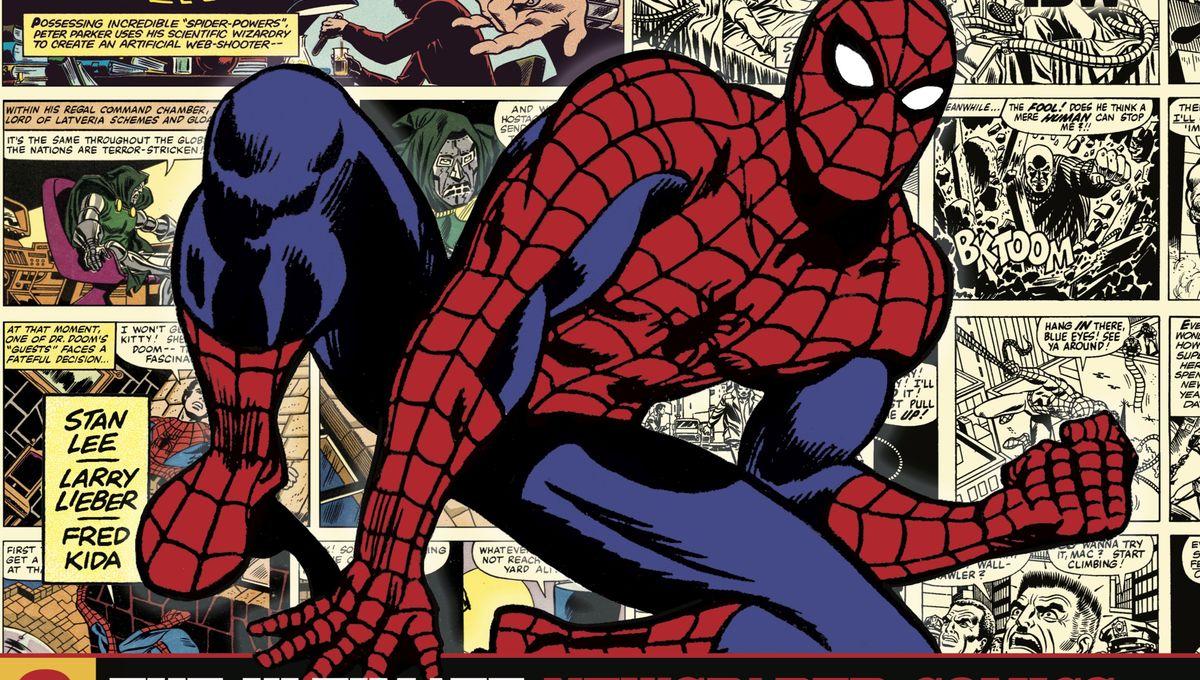 Resultado de imagen para spiderman comic