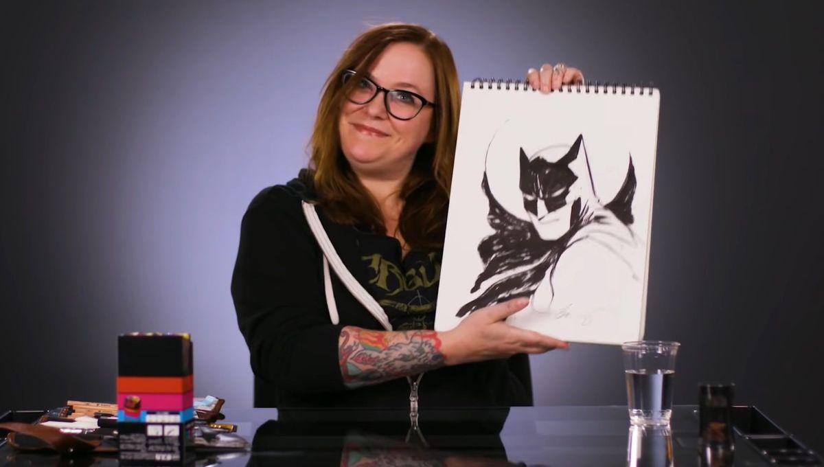 Batman Becky Cloonan
