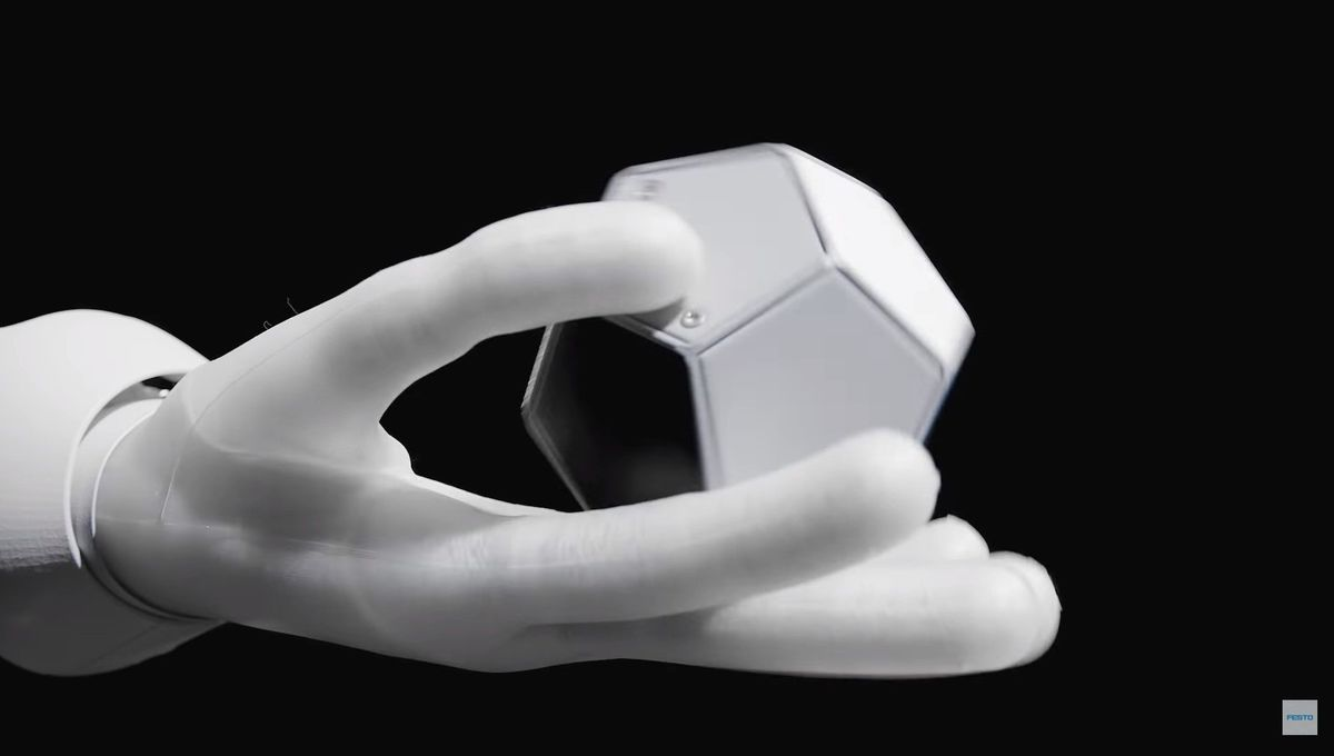 Super dexterous, A.I.-enabled bionic hand may be the bane of Baymax