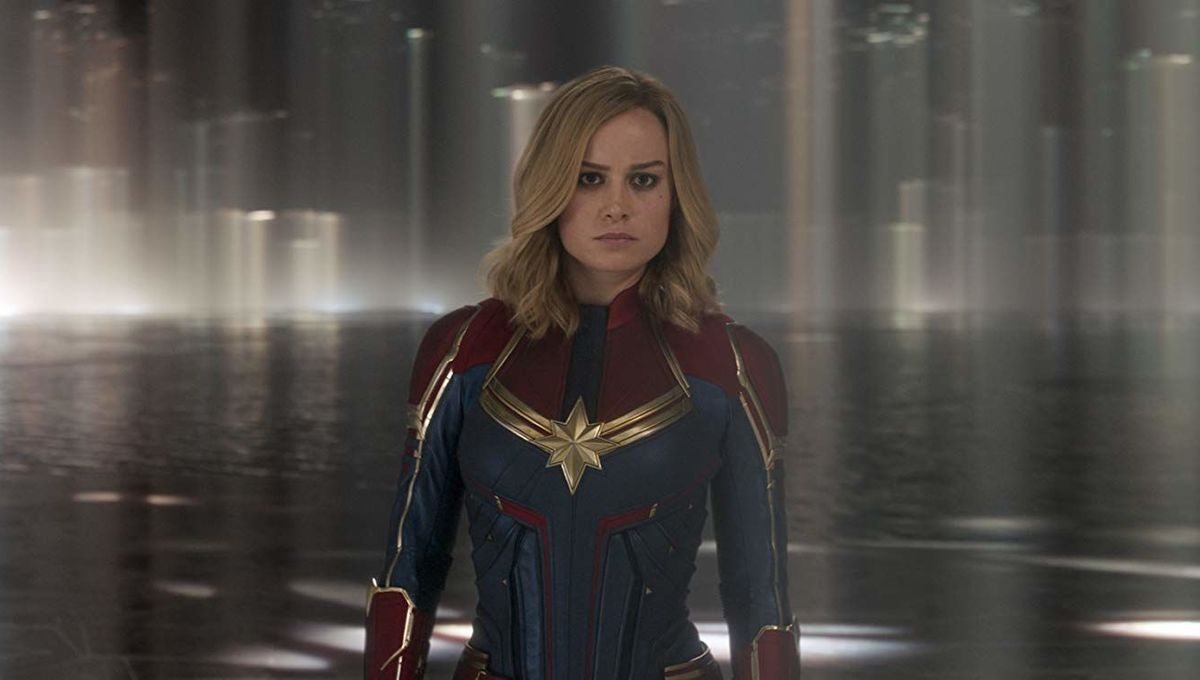 Captain Marvel makes the argument for arrogance