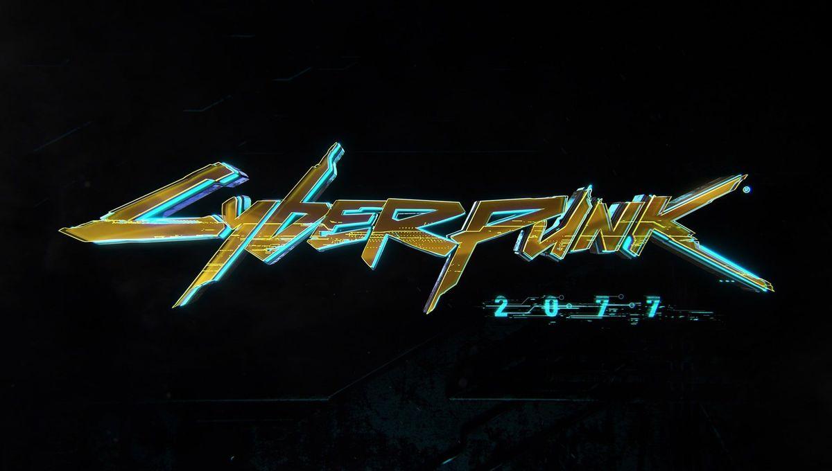 Cyberpunk 2077 logo via official site 2019