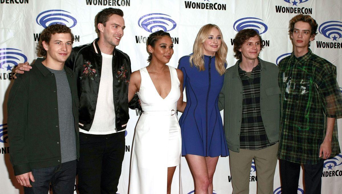 Dark Phoenix Cast at WonderCon 2019