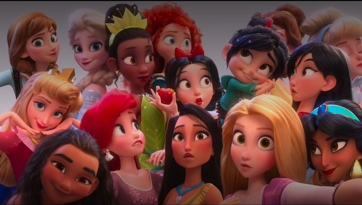 491551ab3a8 Ralph Breaks the Internet directors like Disney Princesses spin-off idea