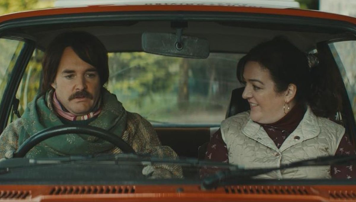 Extra Ordinary Will Forte Maeve Higgins