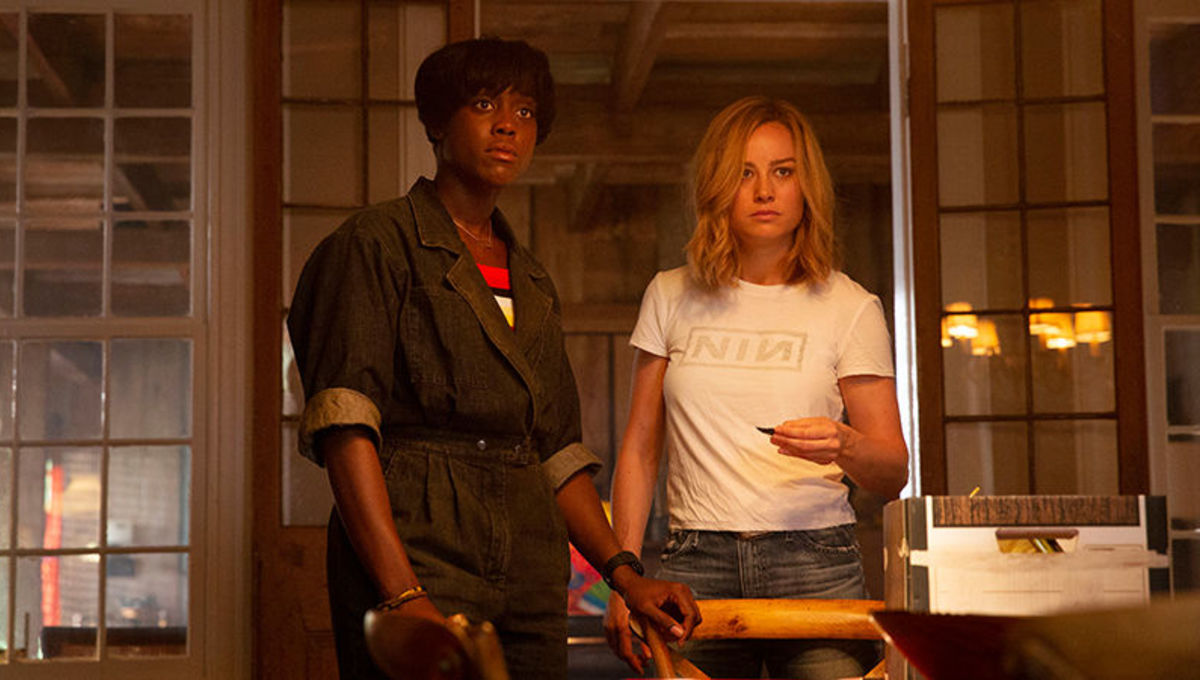 Those '90s songs from Captain Marvel are selling higher, faster, further than ever