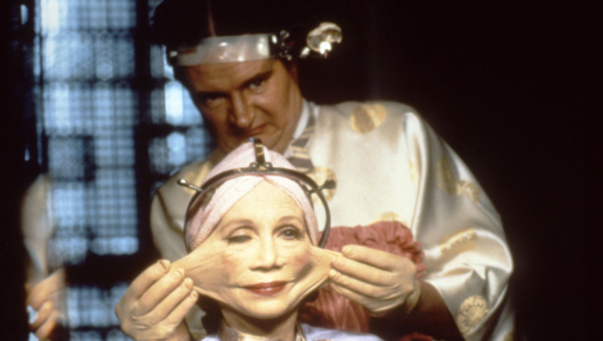 Katherine Helmond, the face of Brazil's most unsettling scene, dies at 89
