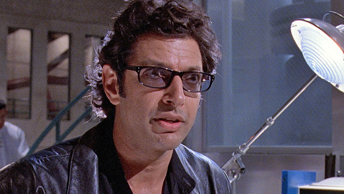 Jeff Goldblum goes all Ian Malcolm after hearing we could have real dinos in 5 years