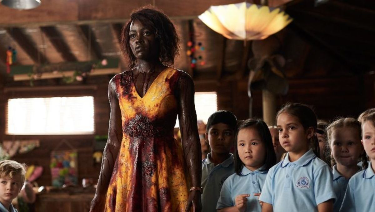 Lupita Nyong'o learned the ukulele to portray a zombie-slaying teacher in Little Monsters