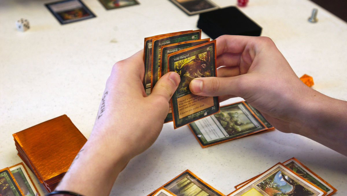 Magic the Gathering Getty