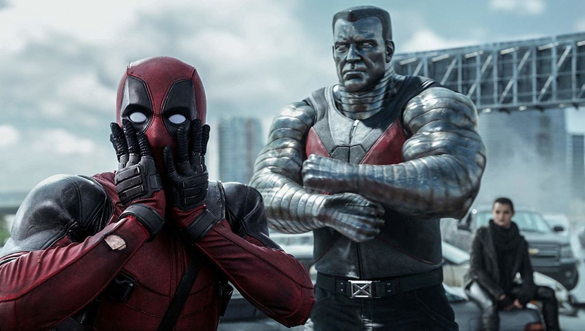 Ryan Reynolds marks Disney's Fox takeover with Deadpool post