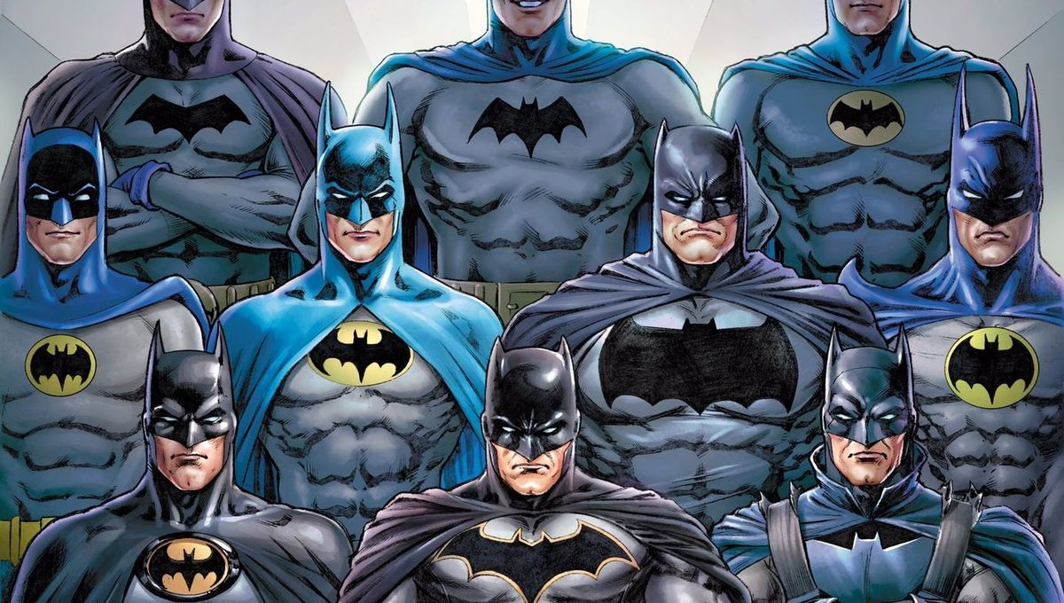 Armor, cape and cowl: The history and evolution of Batman's suit