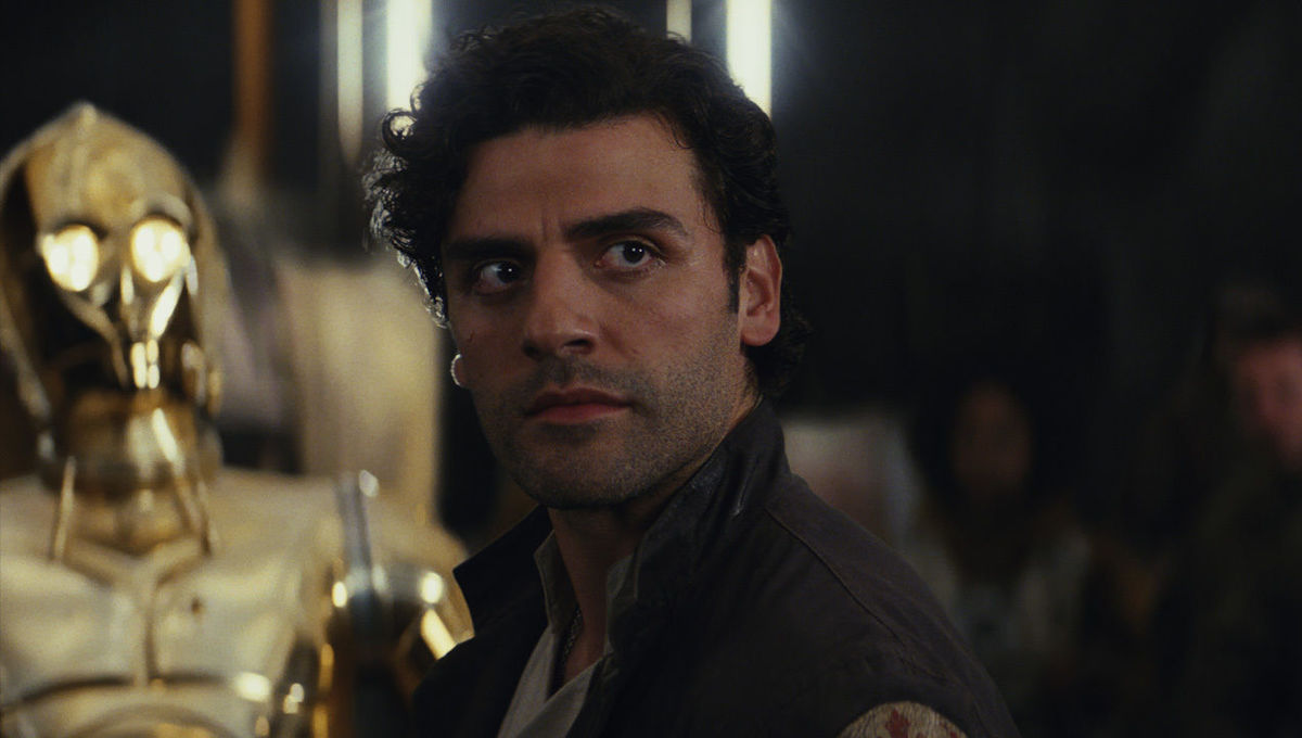 Oscar Isaac The Last Jedi via official Star Wars site 2019