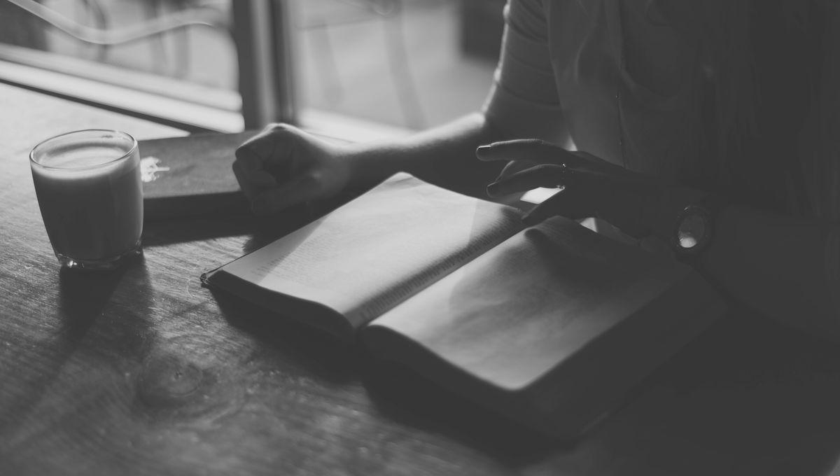person-reading