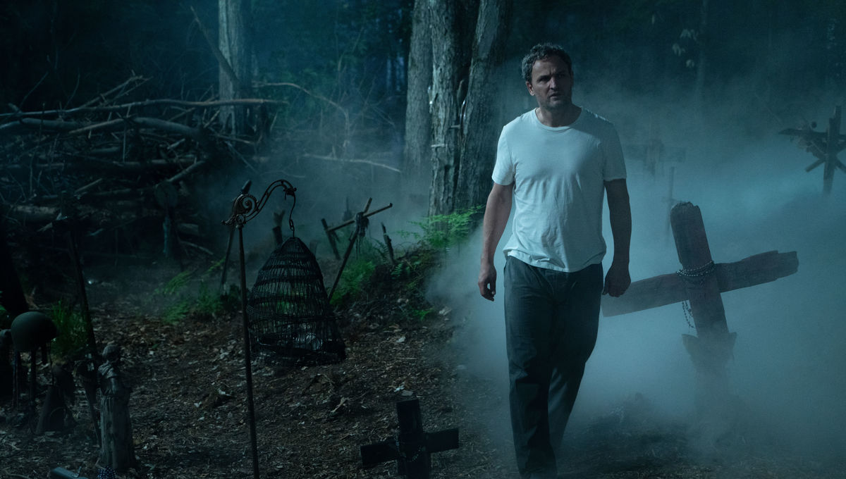 Jason Clarke as Louis Creed in Pet Sematary (2019)