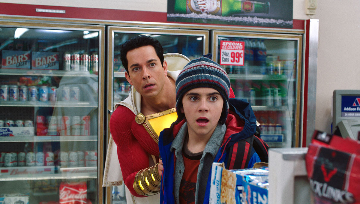 First Shazam! reviews herald movie as refreshing bolt from the blue for the DCEU