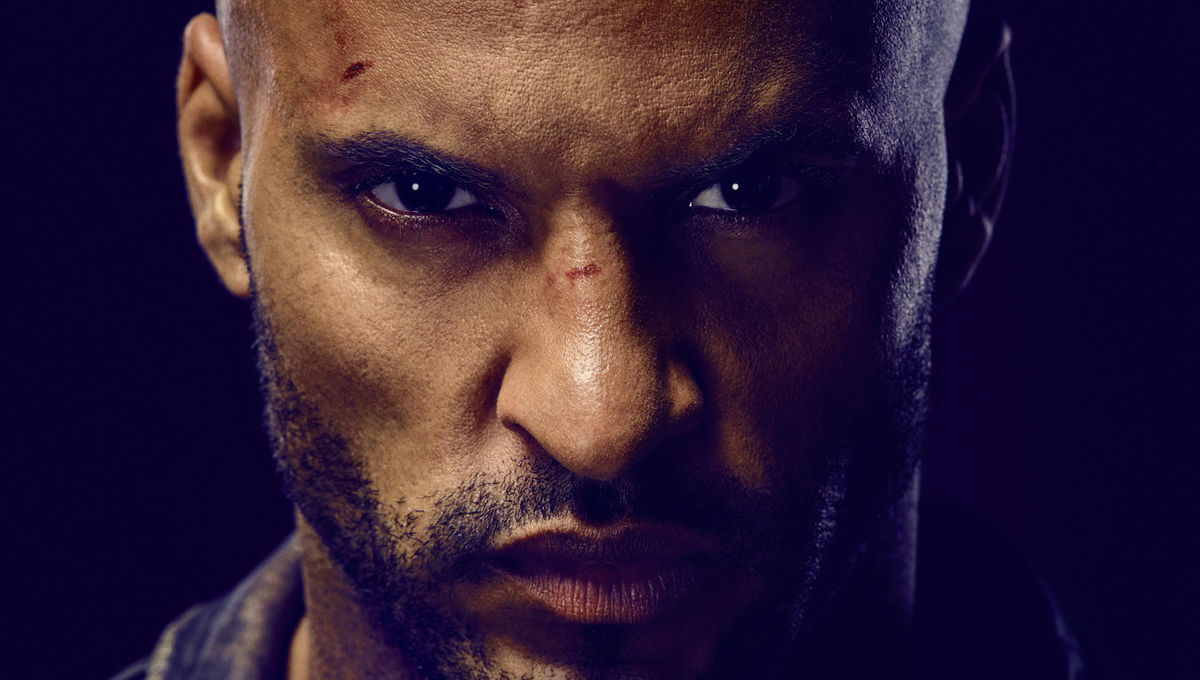 Ricky Whittle Explains Why He Wants To Play Green Lantern Syfy Wire
