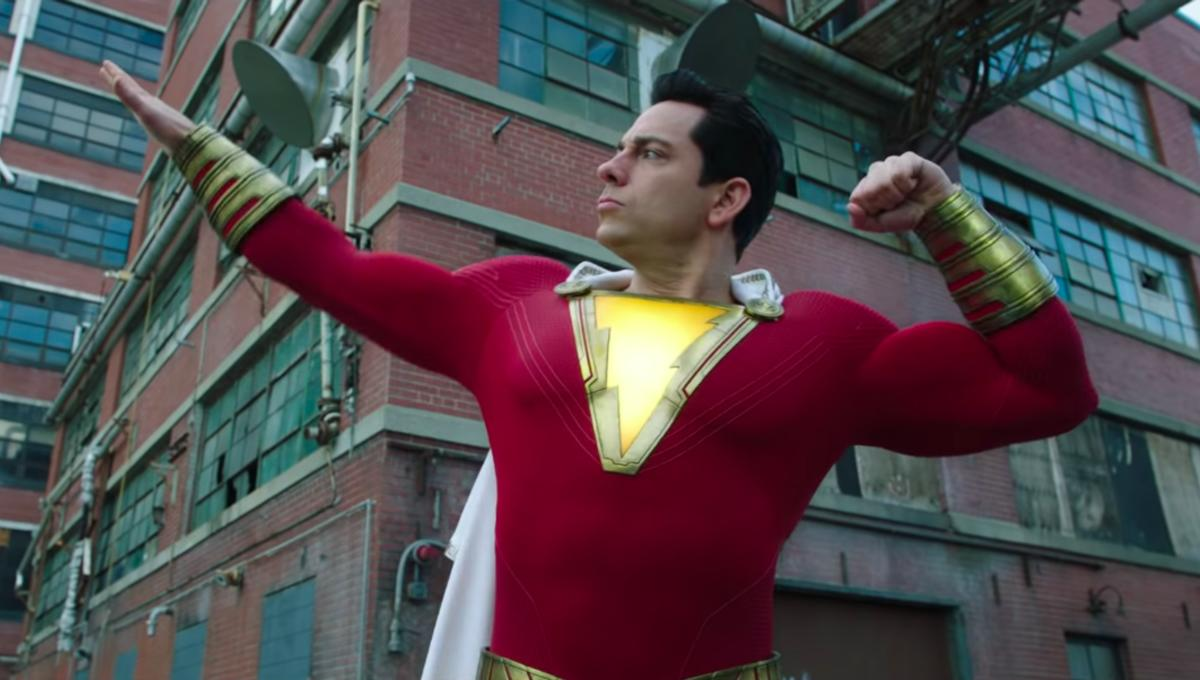 Shazam! tries his best Superman impression in latest trailer for DC solo film